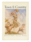Town &amp; Country  April 1st  1915