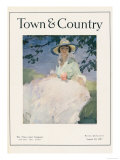 Town &amp; Country  August 10th  1917