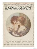 Town &amp; Country  January 3rd 1914