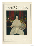 Town &amp; Country  March 20th  1917
