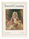 Town & Country  August 1st  1917