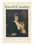 Town &amp; Country  February 20th  1917