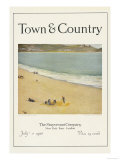 Town &amp; Country  July 1st  1918
