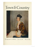 Town &amp; Country  January 10th  1917