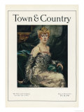 Town &amp; Country  February 20th  1918