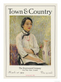 Town &amp; Country  March 20th  1919