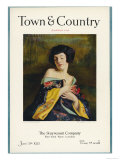 Town &amp; Country  January 15th  1923