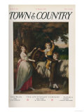 Town &amp; Country  February 21th  1914