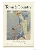 Town &amp; Country  July 1st  1920