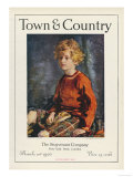 Town &amp; Country  March 20th  1920