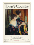 Town &amp; Country  April 20th  1921