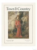 Town &amp; Country  June 1st  1917