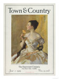 Town & Country  January 1st  1919