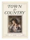 Town &amp; Country  July 18th  1914