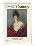 Town &amp; Country  April 10th  1919