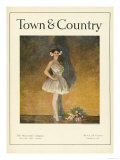 Town &amp; Country  February 10th  1917
