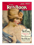 Redbook  July 1927