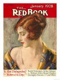 Redbook  January 1928
