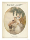 Town &amp; Country  January 1st  1915