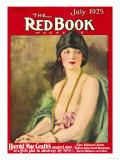 Redbook  July 1925