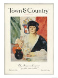 Town &amp; Country  March 1st  1923