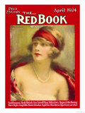 Redbook  April 1924