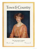 Town &amp; Country  March 1st  1922