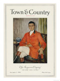 Town & Country  November 1st  1922