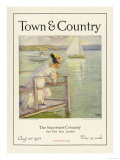 Town &amp; Country  August 10th  1921