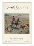 Town &amp; Country  October 15th  1923