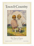 Town & Country  September 15th  1922