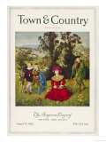 Town & Country  August 15th  1922