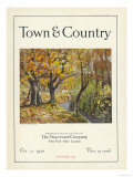 Town &amp; Country  October 1st  1920