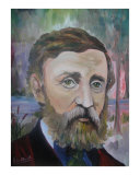 Author project - Henry David Thoreau