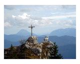 German Alps - Finstermünz Alm 6  Brauneck Ski Area near Lenggries in Bavaria  Germany