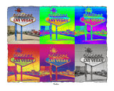 Warhol Las Vegas Sign