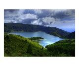 Fogo crater  Azores