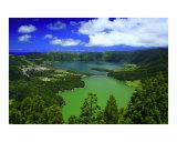 Sete Cidades crater  Azores