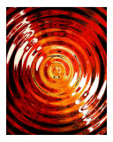 Ripples Abstract Art 7