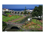 The gardens of Ribeira Grande  Azores