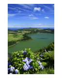 Furnas lake  Azores