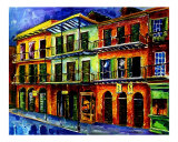 Nawlins Blue Night