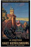 Le Chateau de Haut-Koenigsbourg