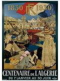 Centenaire en Algerie