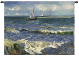 Seascape near Saintes-Maries