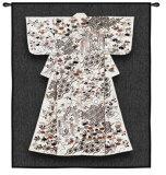 White Katabria Kimono
