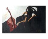 Cellist at Rest