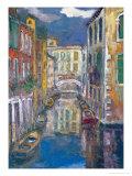 Reflection of Venice