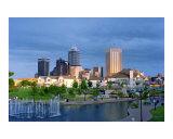Indianapolis Skyline I