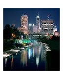 Indianapolis Skyline II
